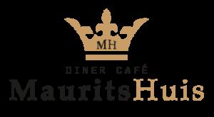 Logo Diner Café Het MauritsHuis Leeuwarden